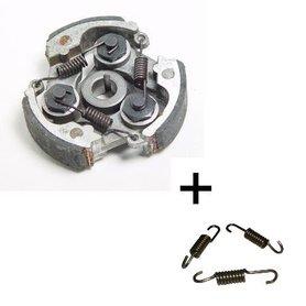 Standaard koppeling voor alle 47cc / 49cc minibikes met EXTRA set veren, type Extra Sterk