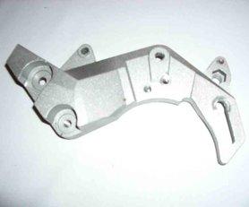"Aluminium Frame tussenstuk (links), zie model ""Nitro"""