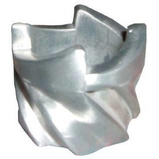 Trekstarter Aluminium Rondsel
