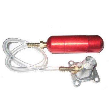 Turbo-Boost-Bottle Systeem - kleur: ROOD