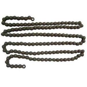 Ketting - om je ketting te verlengen! - lengte: circa 25cm - voor dunne/smalle ketting - 25H!