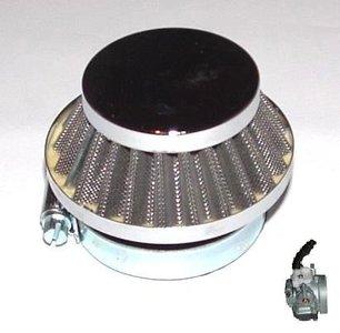 Race Luchtfilter - voor de Dellorto imi (14mm) carburateur - bevestigingsdiameter: 58mm